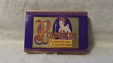 Peasantry - (Canasta Variant) - A Peasant's Way to Pass the Time - Excellent
