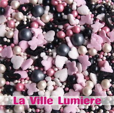La Ville Lumiere Natural Gluten free Sprinkles for cake decorating