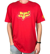 FOX. Marvel IRON MAN. Red / Gold. Mens T-Shirt. Size: Small, X-Large.