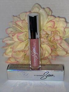 MAC Bidi Bidi Bom Bom Lipglass Selena La Reina Collection New in Box Fast/Free
