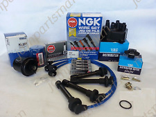 1996-2000 Honda Civic 1.6L Tune Up Kit  CX DX EX LX (With NGK V-Power Plugs)
