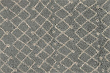 "Loloi Tariq Collection TARITQ-03GYBE3656 shaggy texture Rug 3'6"" x 5'6"""
