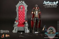 1/6 Movie Masterpiece Captain Harlock with Throne of Arcadia Hot Toys