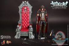 1/6 Movie Masterpiece Captain Harlock with Throne of Arcadia Hot Toys