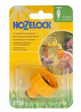 """Hozelock 2158 Outdoor Threaded Tap Hose Pipe Connector 1"""""""