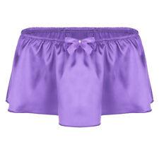 Men's Underwear Sissy Pouch G-string Shorts Underpants Bikini Thongs Boxer Brief