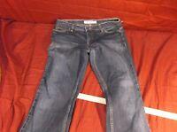 Women's Express Denim blue jeans size 10 regular fit RS 7836