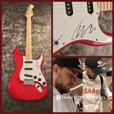 GFA One Direction Star * LIAM PAYNE * Signed Electric Guitar PROOF AD1 COA