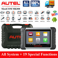 Autel MaxiSys MK808 OBD2 Auto Diagnostic Scanner Tablet Key Coding as MK808BT