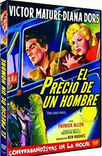 THE LONG HAUL (1957) **Dvd R2**  Victor Mature, Diana Dors