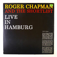 """12"""" LP - Roger Chapman - Live In Hamburg - C2032 - washed & cleaned"""