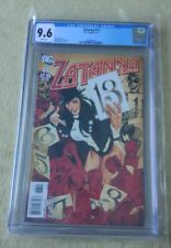 Zatanna #13 cgc 9.6 - 2011-DC Comics - 1st print-Adam Hughes