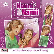CD * HANNI & NANNI - HÖRSPIEL 14 - BRINGEN ALLE IN SCHWUNG # NEU OVP =
