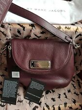 Marc By Marc Jacobs mini pochette in pelle Natasha Crossbody Bag Cardamomo
