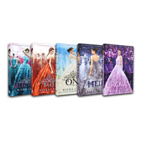 The Selection Series 5 Books Young Adult Box Set Collection By Kiera Cass