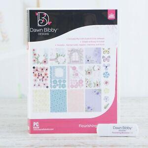 Dawn Bibby Designs - Flourishing Blossoms USB
