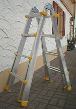 Multifunktionsleiter: Anlegeleiter Stehleiter Teleskopleiter und Arbeitspodest