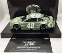 """2020 1/24 #48 Jimmie Johnson """"Ally Patriotic"""" Elite  1 of 753 Same Day Shipping"""