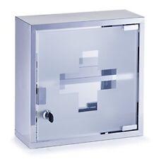 Armoires et placards en plastique pour la salle de bain