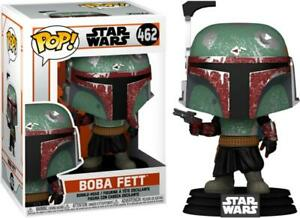 Star Wars The Mandalorian - Boba Fett Pop! Funko vinyl figure bobble-head n° 462