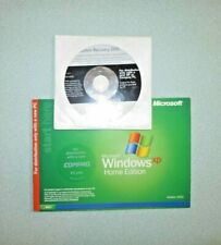 Microsoft Windows XP Home SP2 Compaq OEM System Recovery DVD