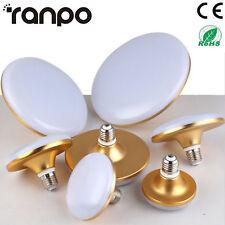 LED Bulb UFO Globe Round Spotlight 12W 15W 20W 30W 40W 60W SMD Lamp White Bright