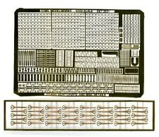 TOMS MODEL WORKS 1/350 RMS Titanic Davit & Misc. Detail Set TMW3551