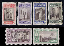1946 TANGER TELEGRAPH SEMI-POSTAL - MOGH - VF (ESP#1133)