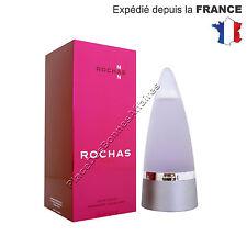 Parfum Homme MAN de ROCHAS Eau de Toilette 100ml Neuf Blister !!!