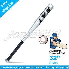 """Aluminium Baseball Bat 32"""" 81cm Sydney Stock"""
