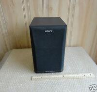 Single Original SONY SS-H1600U Powerful Speaker MAX 50W MADE IN JAPAN