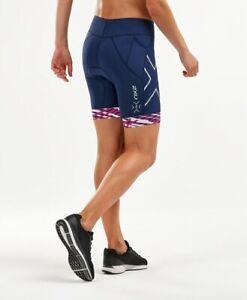2XU women's Compression Tri Shorts Triatholon  -  Size extra small - rrp £100