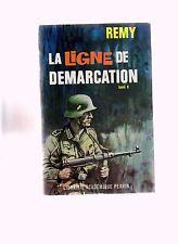 FRANCE - LA LIGNE DE DEMARCATION T 8