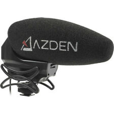 Azden SMX-30 Stereo Mono-Switchable Video Microphone