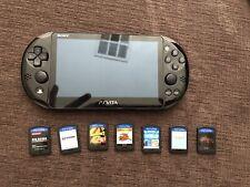 PlayStation Vita Wi-Fi Console -Black Sony PCH-2001
