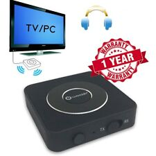 2 in 1 Bluetooth Transmitter & Receiver Wireless A2DP for TV Audio Adapter