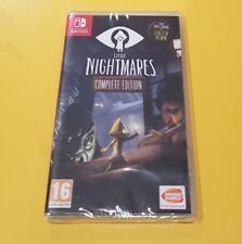 Little Nightmares Complete Edition GIOCO NINTENDO SWITCH NUOVO