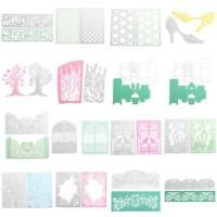 Metal Cutting Dies Stencil Scrapbooking Paper Card Embossing Craft DIY Die-Cut
