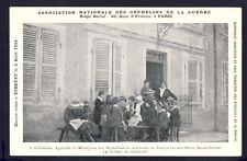 Carte Postale RARE 70 - DAMPIERRE sur SALON Orphelins de la GUERRE La Lecture
