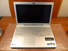 ***SUPER SPECIAL*** RARE SILVER SONY 15.5 SONY VAIO LAPTOP NOTEBOOK COMPUTER