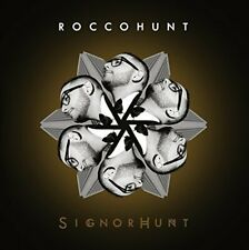 SignorHunt * by Rocco Hunt (CD, Oct-2015, Sony Music)