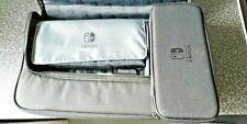 nintendo switch travel case and hard case