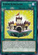 Yugioh - Ancient Millennium - Toon Kingdom LED2-EN052 1st Edition -Rare - NM/M