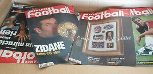 Enorme lot de + 1000 Revues France Football (de 1989 à 2009)