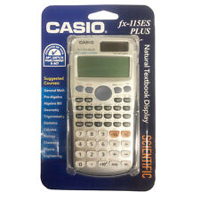 Casio FX115ES Plus Scientific Calculator