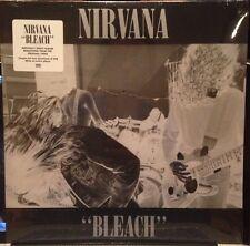 NIRVANA - Bleach LP (US) [NEW Vinyl] (Oct-1989, Sub Pop Records USA) + Download