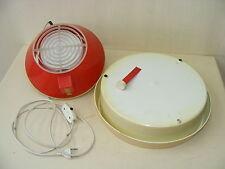 belle ancienne DDR Humidificateur pour Climatiques en rouge Hydro Exe Années 70