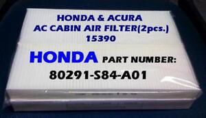 CABIN AIR FILTER For HONDA Accord ACURA 3.2CL 3.2TL Great Fit US Seller