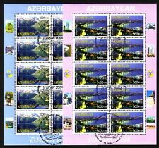 Aserbaidschan 573/74 o KB-Satz Europa 2004  Michel 45,00 (1191)