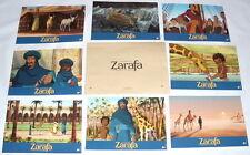 ZARAFA Animation Afrique Africa Girafe Giraffe SET DE 8 PHOTOS d'exploitation